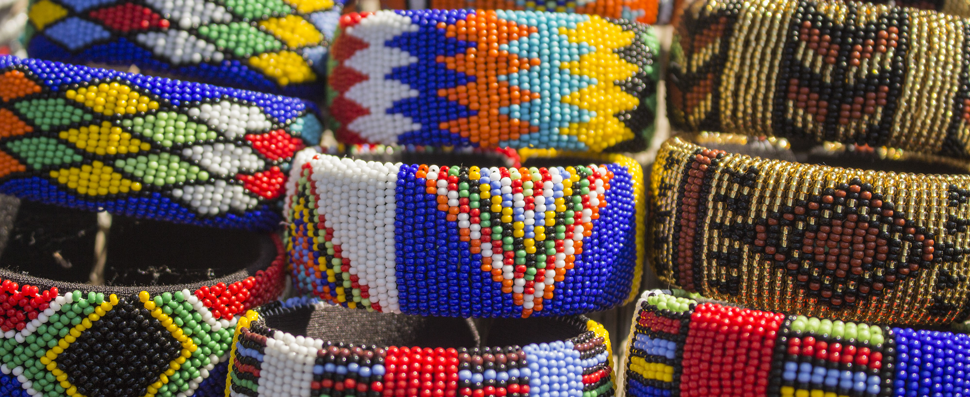 Local South African Beading and Shwe Shwe