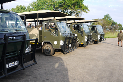 KNP GAME DRIVES