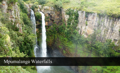 Mpumalanga Waterfalls